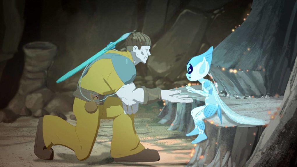 Dessin animé : Les Légendaires adultes dans un double épisode inédit