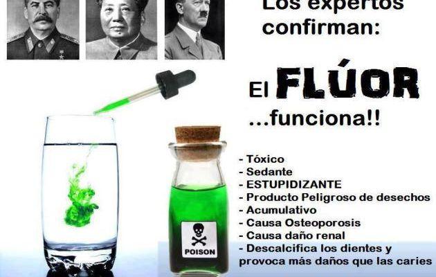 España fomenta la fluoración del agua