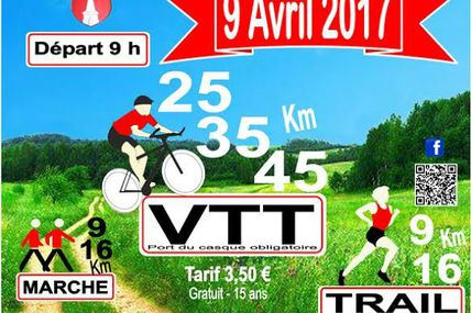 La Petite Vadrouille le 09 avril au départ de Ailly-Le-Haut-Clôcher