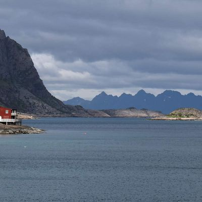 Week end aux iles Lofoten