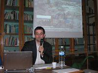 Conférence à ESTA Abrantes.   Séminaire au Muséum d'histoire naturelle de Marseille - 23 Mars 2007.