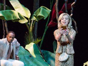 Soudain l'été dernier (Tenessee Williams)  Stéphane Braunschweig à l'Odéon