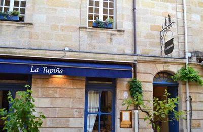 La Tupiña, Bordeaux : un Dîner autour du Foie Gras