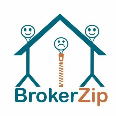 RENT/BUY/SELL WITHOUT BROKERAGE AT BROKERZIP.COM