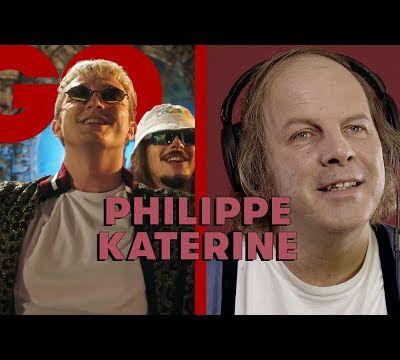 Philippe Katerine nous donne son avis sur les meilleurs rappeurs français du moment.