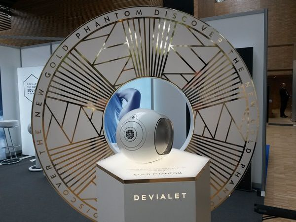 Devialet @ Sound Days 2018 - Photos: Tests et Bons Plans
