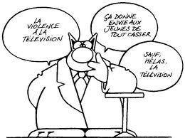 De la violence, de la saloperie.