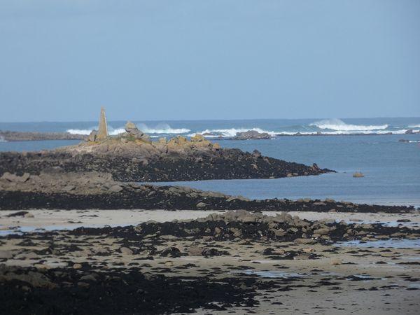 Les dunes de Ste Marguerite