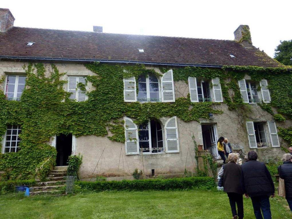 La maison Bellay ou Château de Marray