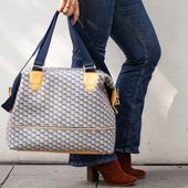 "Kostenloses Schnittmuster: Weekender ""Annabel"" 