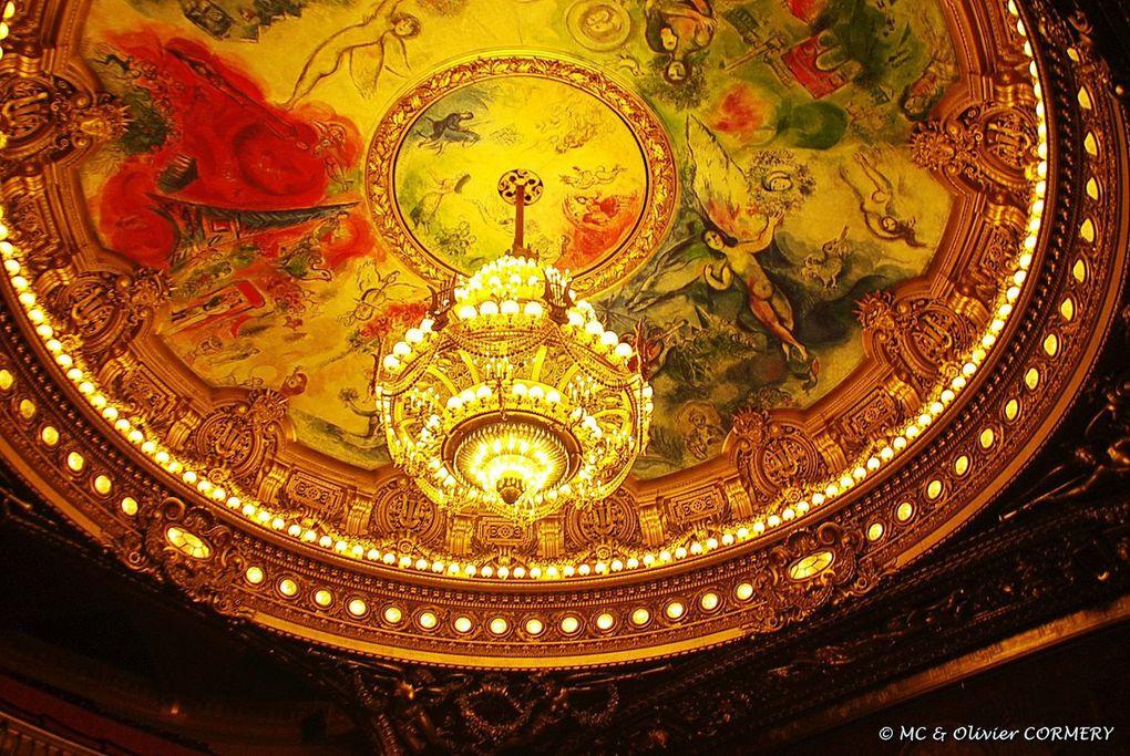L'Opéra Garnier...