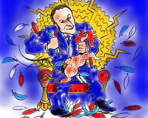 Macron plume les retraités pour donner aux riches  mais gare à la revanche quand tous les pauvres s'y mettront…..