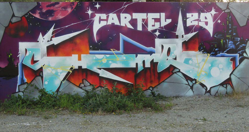 Album - Graffitis Dept 29 Tom 002