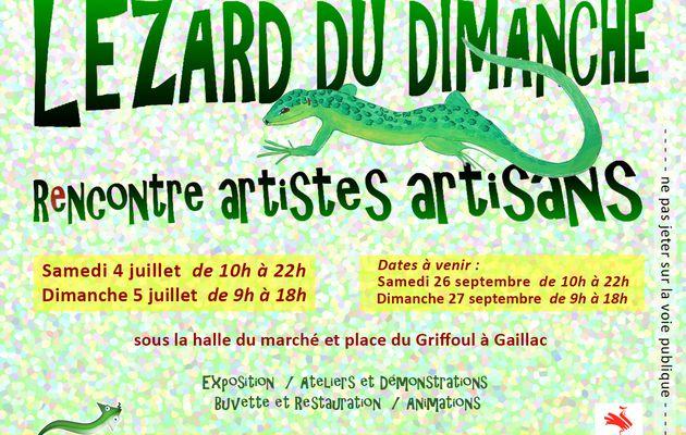 Exposition Place du Griffoul - Gaillac