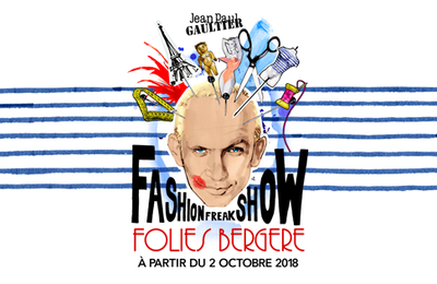 Jean Paul Gaultier Fashion Freak Show