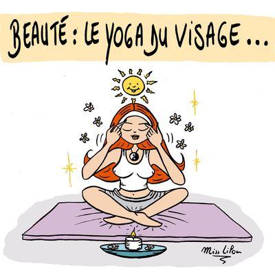 """""""Beauté : le yoga du visage"""""""