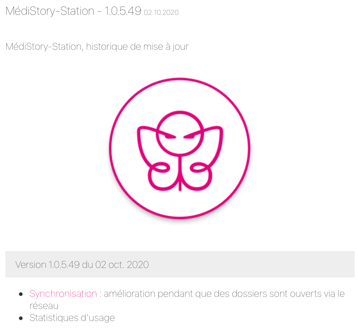 MédiStory-Station - 1.0.5.49