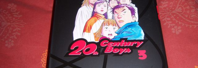 20th Century Boys Édition Deluxe tome 3