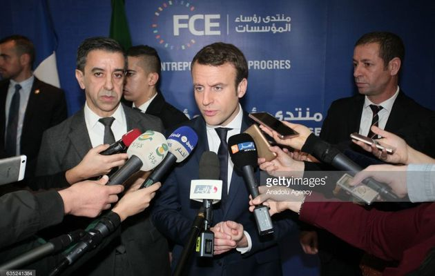 France's presidential elections impacting Algeria