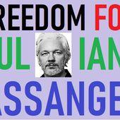 La justice britannique accorde aux États-Unis la possibilité de faire appel contre la décision de non-extradition de Julian ASSANGE - Commun COMMUNE [le blog d'El Diablo]