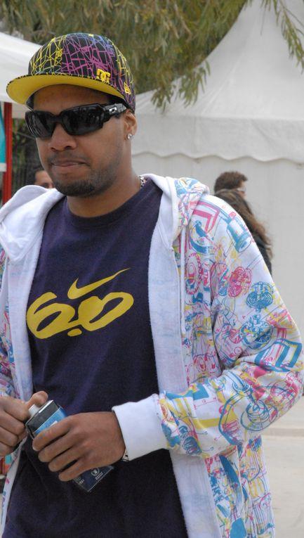 du 12 au 16 mai 2010 à montpellier se tient le festival international de sport extreme dit FISE.  défilé de mode extreme diront certains...