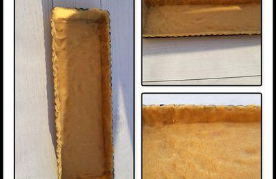 Pâte brisée à la farine de Châtaigne
