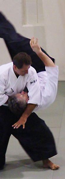 Christian Tissier et Yokota Yoshiaki aux Combat Games