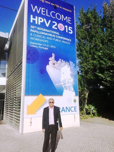 LISBONNE: RELATION SUR LES VACCINS ANTI HPV