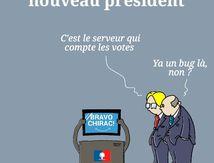 L'UMP vote pour son nouveau président