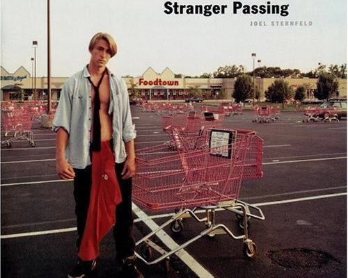 Strangers passing by