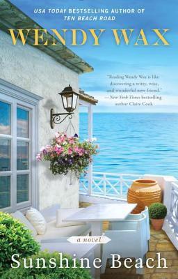 Read Sunshine Beach (Ten Beach Road, #4) by Wendy Wax Book Online or Download PDF