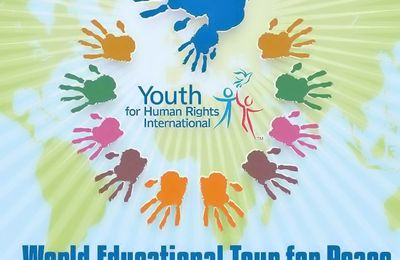 Menschenrechte 365:  Vorbereitungen zur zwölften Menschenrechts-Welttour