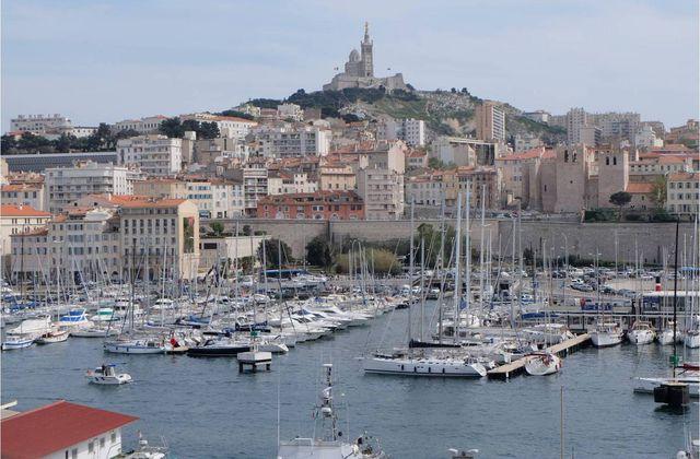 Flânerie à Marseille : Mucem et Fort Saint-Jean !