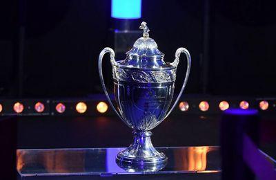 Le programme TV des 32es de finale de la Coupe de France !