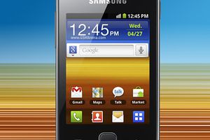 Samsung Galaxy Y the Youth Oriented Smartphone in 2012