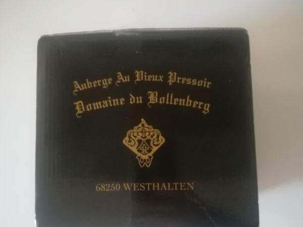 Le domaine du Bollenberg présente ses confits de vin