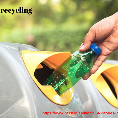 Plastic Bottle Recycling | HCCB