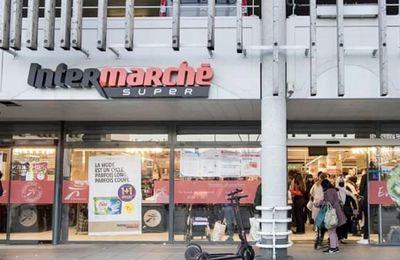 Réouverture Intermarché Bondy