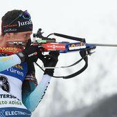 Mondiaux de biathlon : Quentin Fillon Maillet remporte l'argent sur la mass start, Émilien Jacquelin est 3e