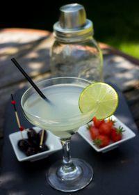 Daïquiri, cocktail à base de rhum et citron vert