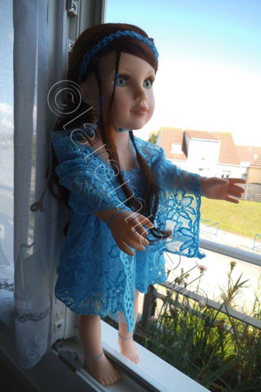 tenue de laramicelle pour journey girl
