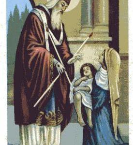 25 Gennaio : inizio della novena a San Biagio