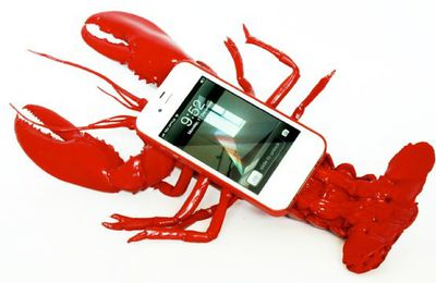 Accessory-The Lobster iPhone case Review