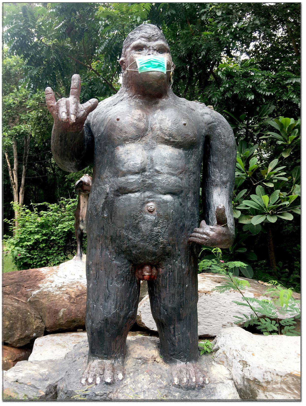 Un peu d'humour (Thaïlande)