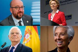 Simulacre: L'Union européenne avalise la nomination de quatre hauts fonctionnaires invités au Groupe Bilderberg