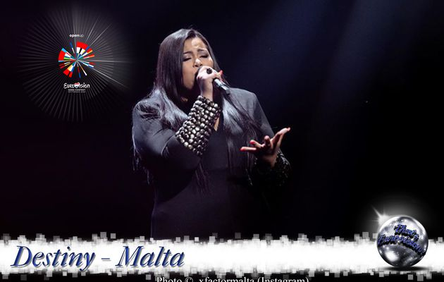 "Malta 2020 - Destiny ""All Of My Love"""
