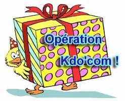 [concours !]Opération Kdo'com