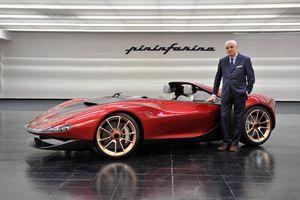 La Pininfarina Sergio sera produite!