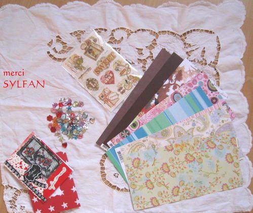 cadeaux des scropines et aux scropines