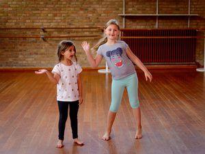 Stage Eveil à la Danse (01-05 Août)